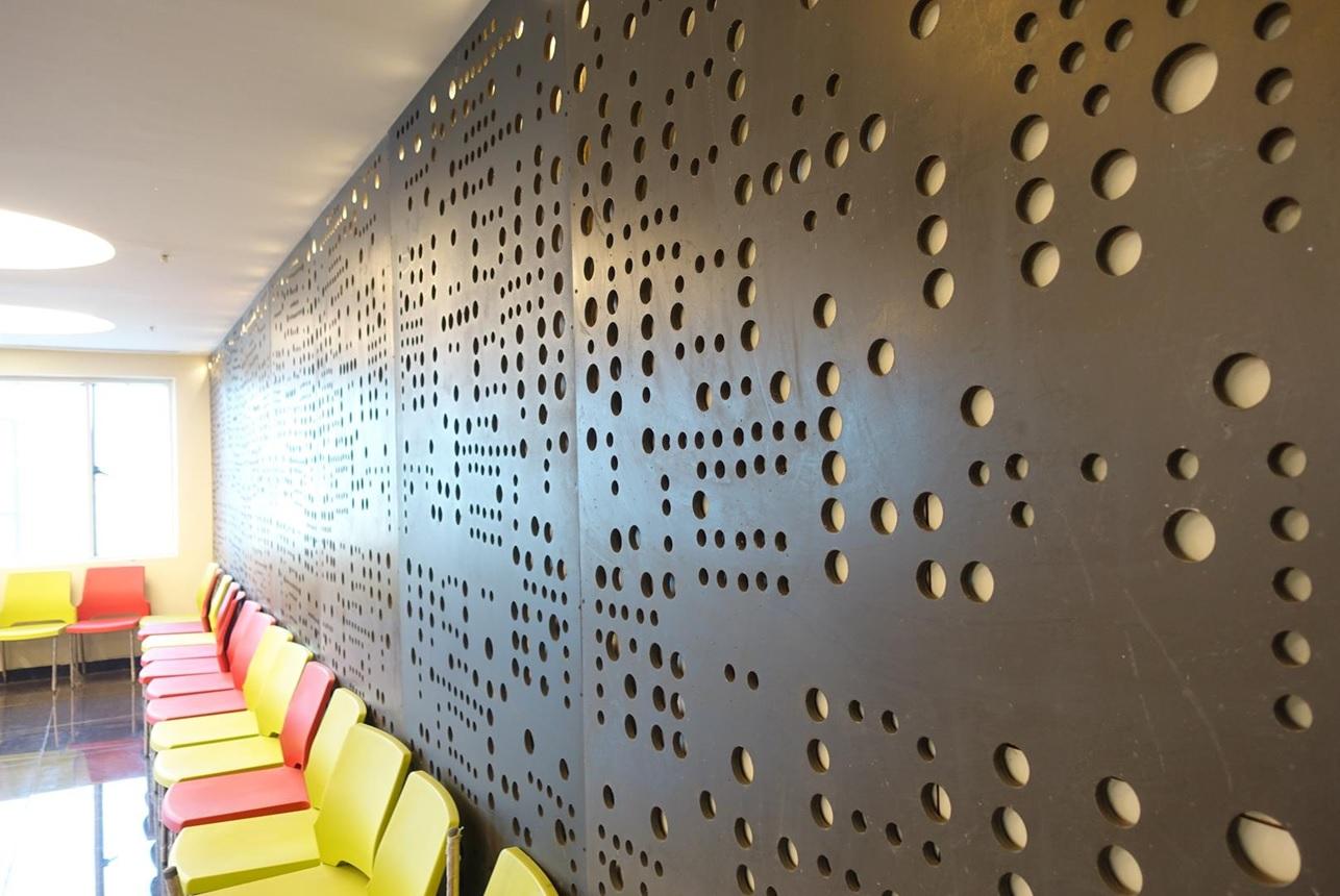 Café Digital Wall