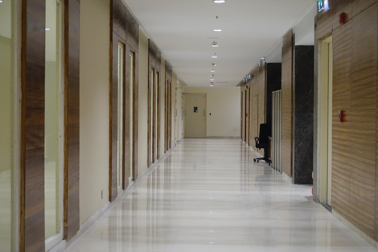 Data Center Corridor