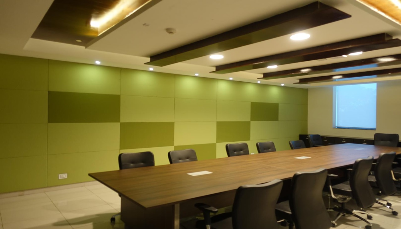 Incubates Meeting Room