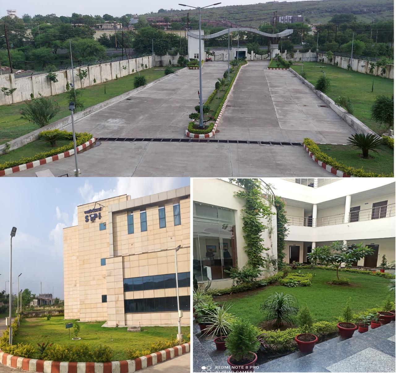 Eco Friendly Campus
